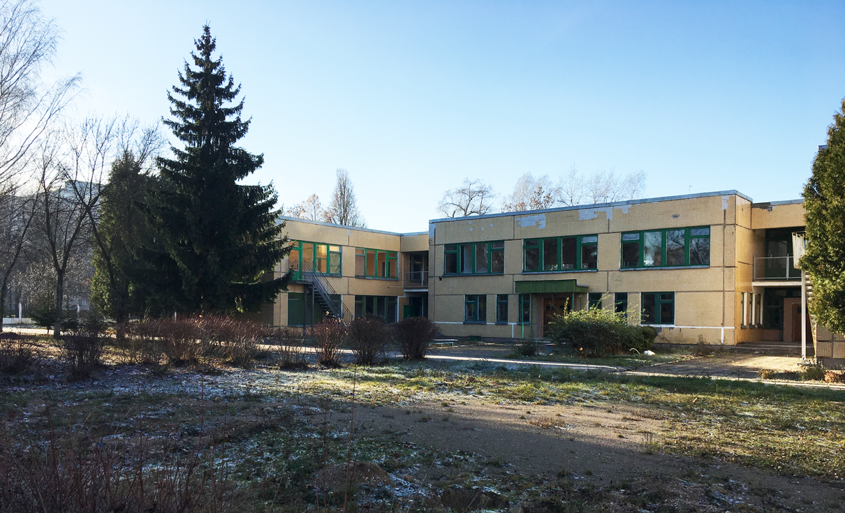 Здание детского сада 2